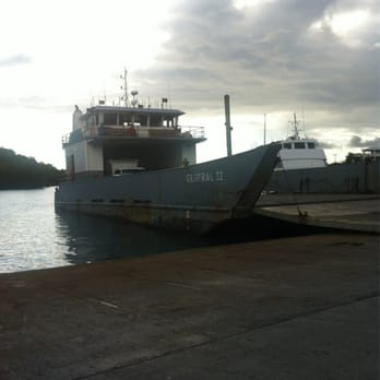 Car Ferry To Saint Thomas 10 Reviews Transportation W Indies