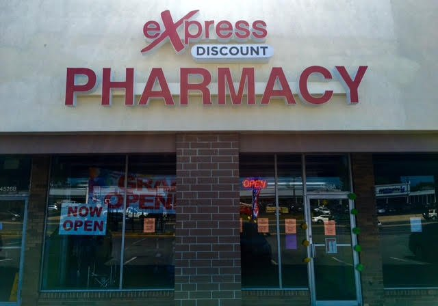 Express Discount Pharmacy & Medical Supplies: 4528 Kirkwood Hwy, Wilmington, DE