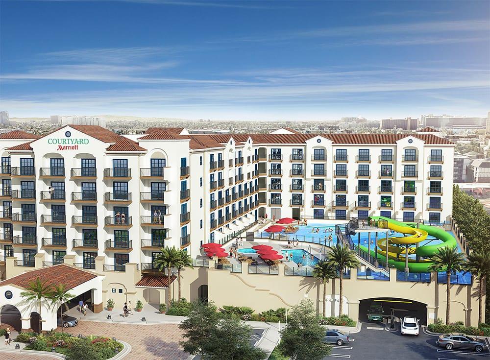 Hotels Around Anaheim Convention Center