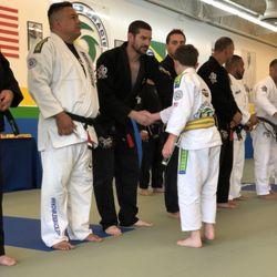 Charles Gracie Jiu Jitsu - 1005 E Pescadero Ave, Tracy, CA