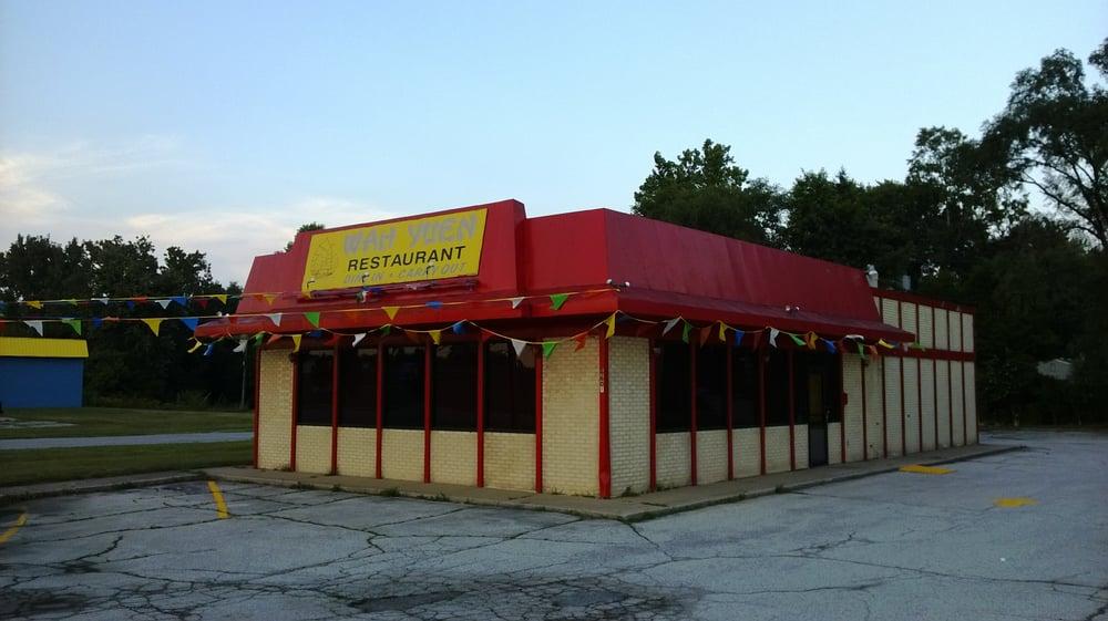 Chinese Restaurant In Merrillville
