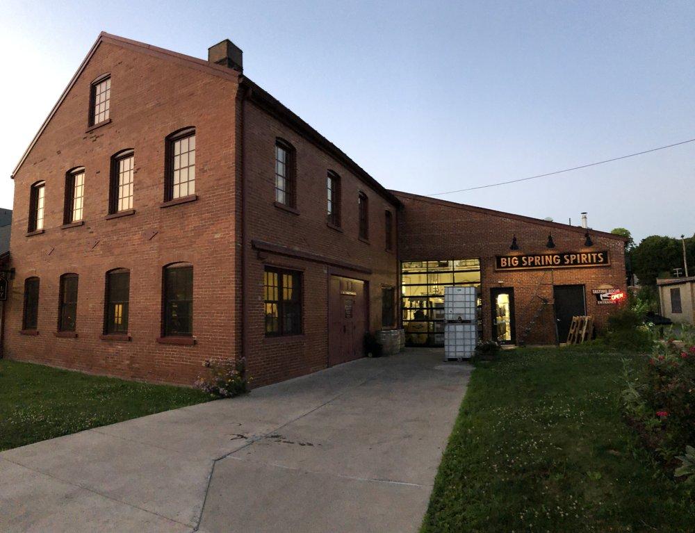 Big Spring Spirits: 198 Match Factory Pl, Bellefonte, PA