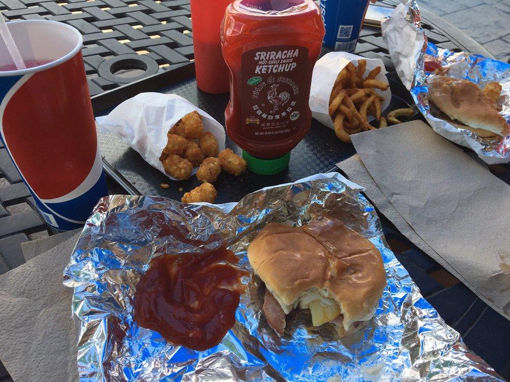 Burger Express: 205 E 9th St, Libby, MT