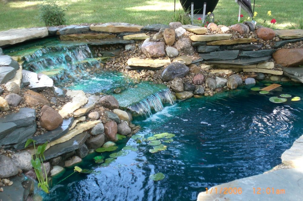 Koi pond 2010 yelp for Koi pond builders near me