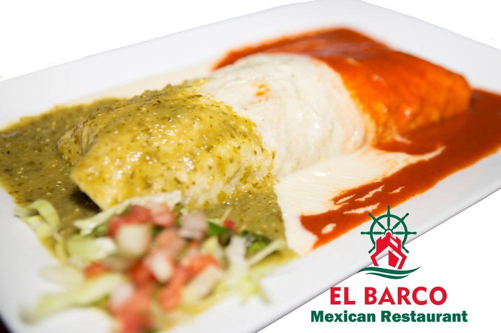El Barco Mexican Restaurant: 4626 W Broad St, Columbus, OH