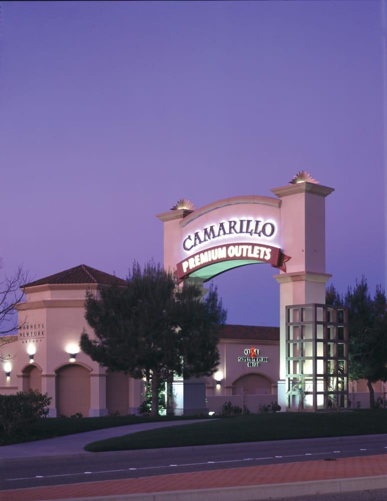 Camarillo Premium Outlets: 740 E Ventura Blvd, Camarillo, CA