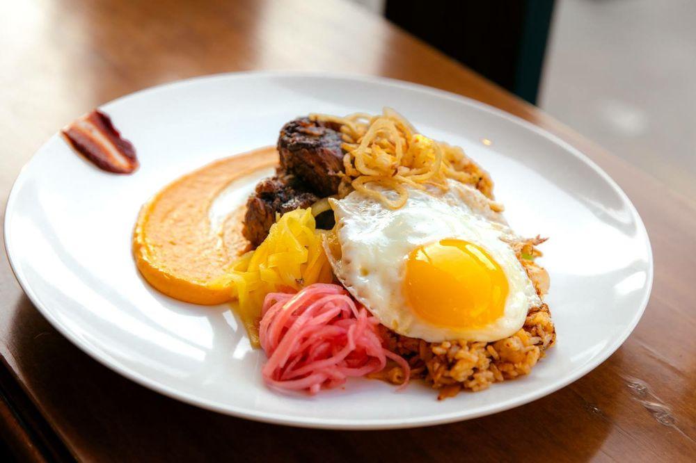 L.A. Gastronomy: 20 Washington Blvd, Marina del Rey, CA