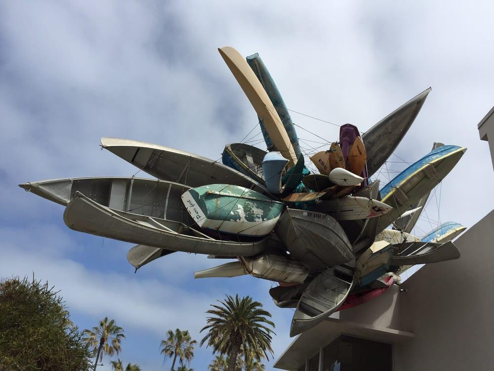 Museum of Contemporary Art San Diego - Temp  CLOSED - 275