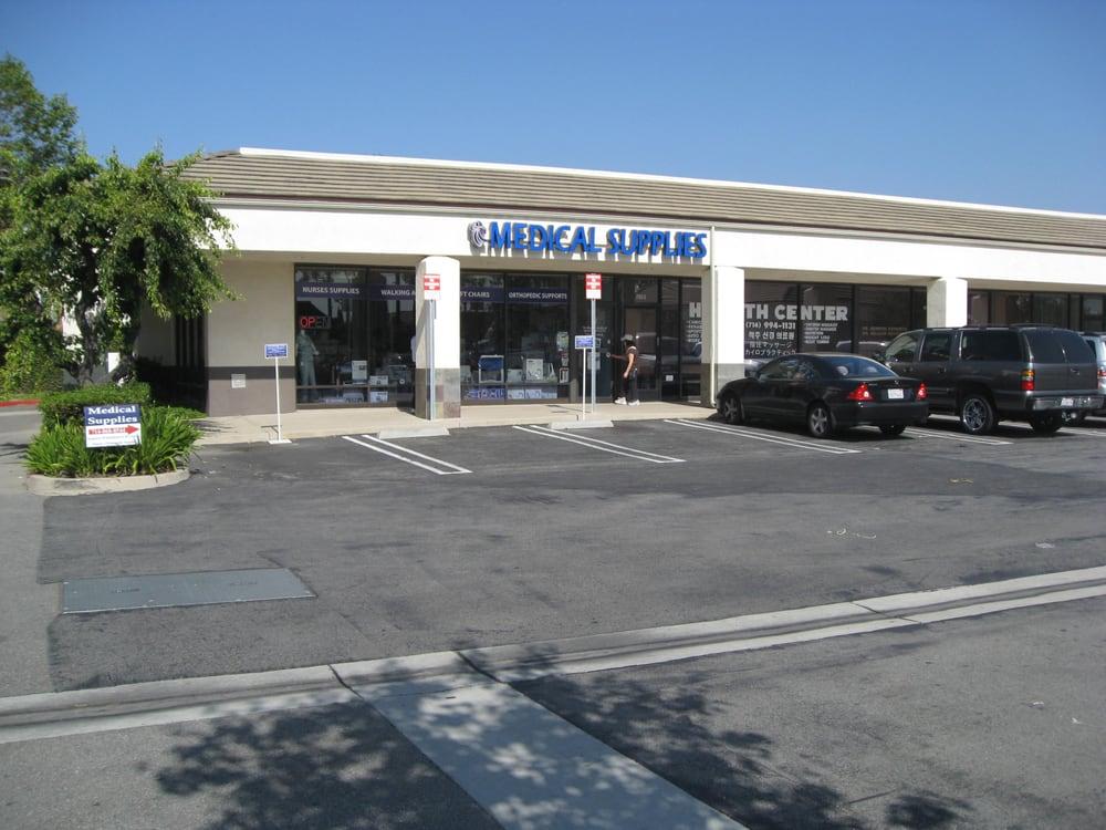 Wellness Medical Equipment & Supplies: 7961 Valley View St, La Palma, CA