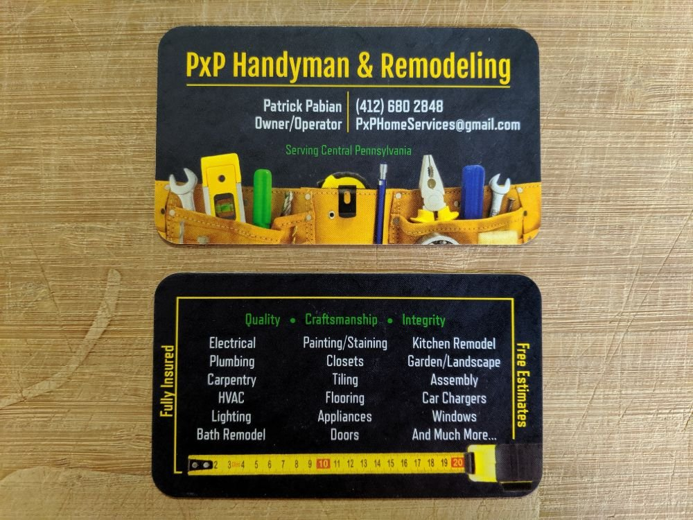 PXP Handyman And Remodel: State College, PA