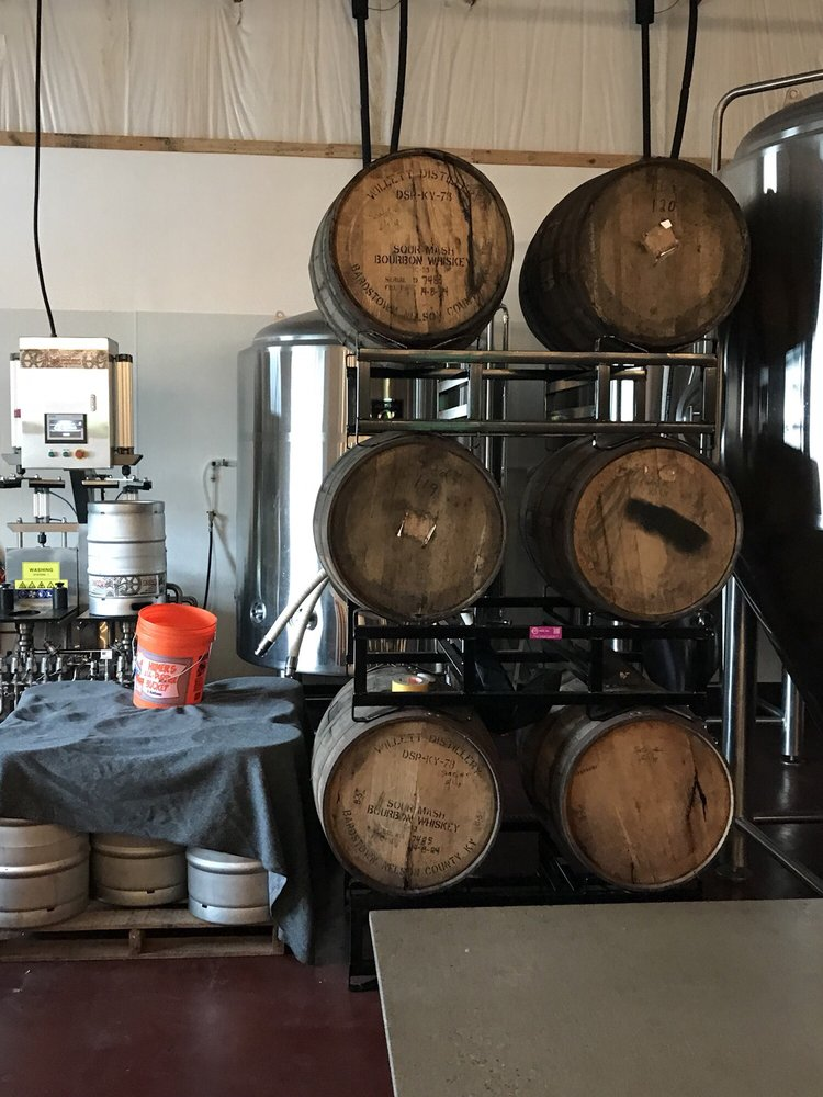 Grainworks Brewing Company: 7790 Service Center Dr, West Chester Township, OH