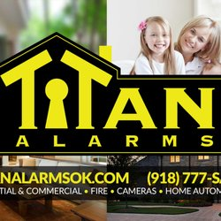 Titan Alarms - 11 Photos - Security Systems - 6911 E 71st St, South