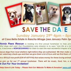 California Paws Rescue - Animal Shelters - 73650 Dinah Shore Dr