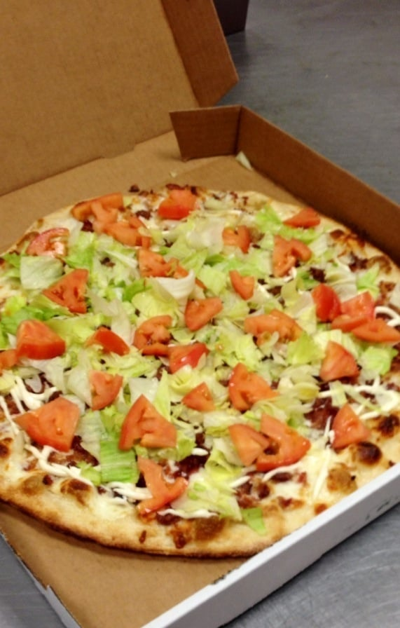 Jim's Pizza: 215 N Saginaw St, Durand, MI