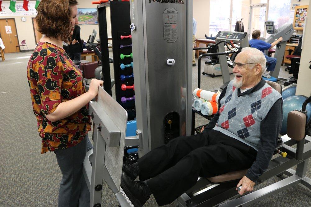 Orthopaedic Rehab Specialists - Holt: 2040 N Aurelius Rd, Holt, MI