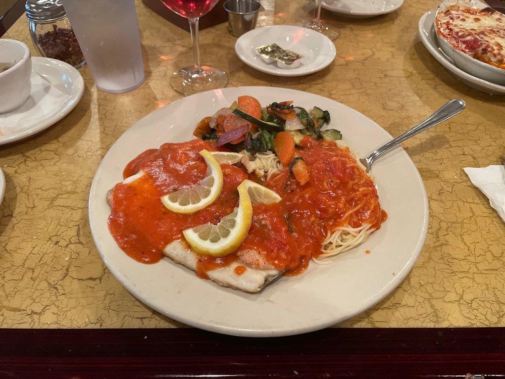 Luigi's Italian Cafe: 2213 W Ferguson Rd, Mount Pleasant, TX