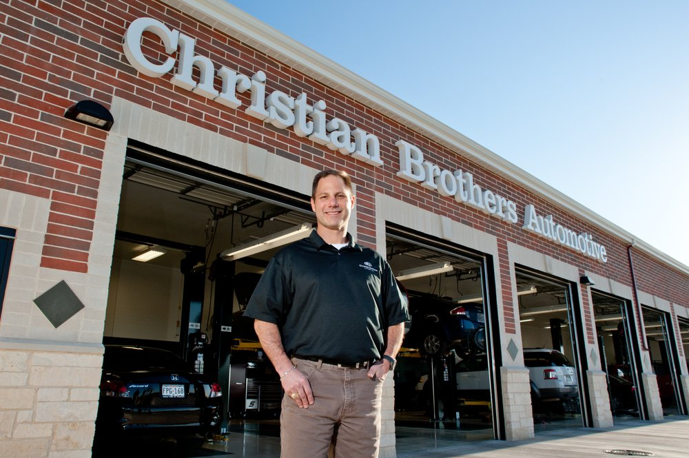 Christian Brothers Automotive Alamo Heights