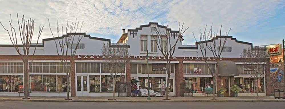 Exeter Mercantile: 258 E Pine St, Exeter, CA