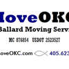 Bo Ballard Moving Services: 3933 NW 15th St, Oklahoma City, OK