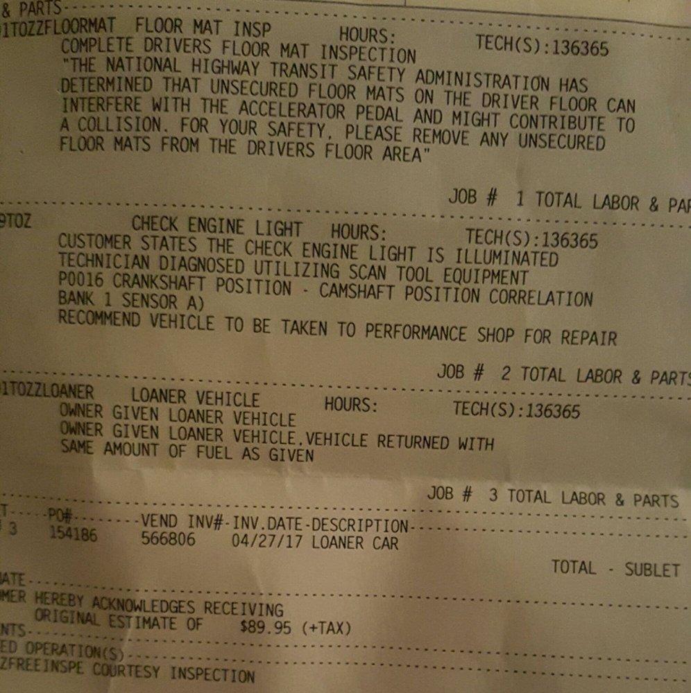 Toyota Sienna Service Manual: Crankshaft Position - Camshaft Position Correlation