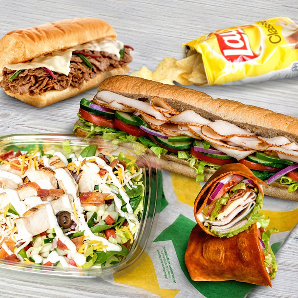 Subway: 1210 N Division St, Colby, WI