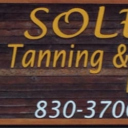 Soleil tanning nail spa zonnestudio 102 tyler way for Soleil tanning salon
