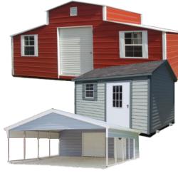 Winslow's Carports & Storage Buildings - Building Supplies ...