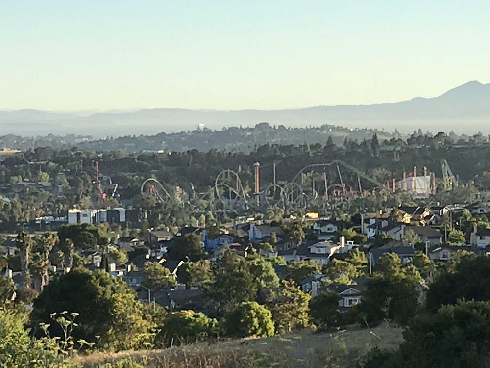 Hunter Hill Rest Area: Interstate 80, Vallejo, CA