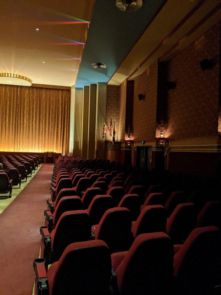 Social Spots from The Senator Theatre