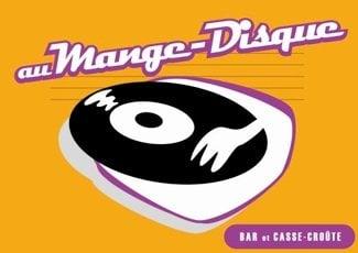 Photo de Au Mange Disque - Paris, France. au-mange-disque.com