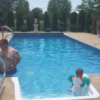 Aqua Fun Pools Contractors 3100 Meridian Parke Dr Greenwood In United States Phone
