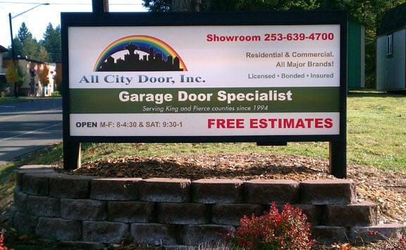 All City Garage Door 18203 Se 272nd St Kent Wa Doors Garage Mapquest
