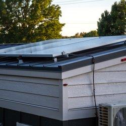 Photo of Seattle Tiny Homes - Walla Walla, WA, United States. Solar Panels