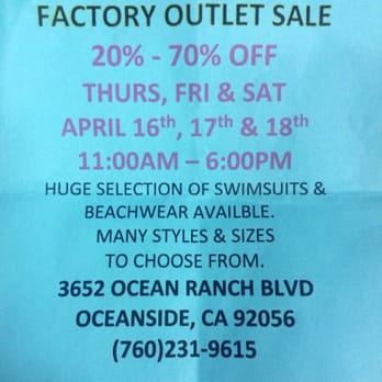 Swimwear Oceanside Ca