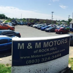 Car Dealerships In Rock Hill Sc >> M M Motors Of Rock Hill Car Dealers 1909 N Cherry Rd