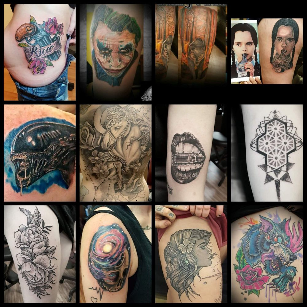 Studio 7 Tattoo and Art Gallery: 3218 Eastern Ave, Baltimore, MD
