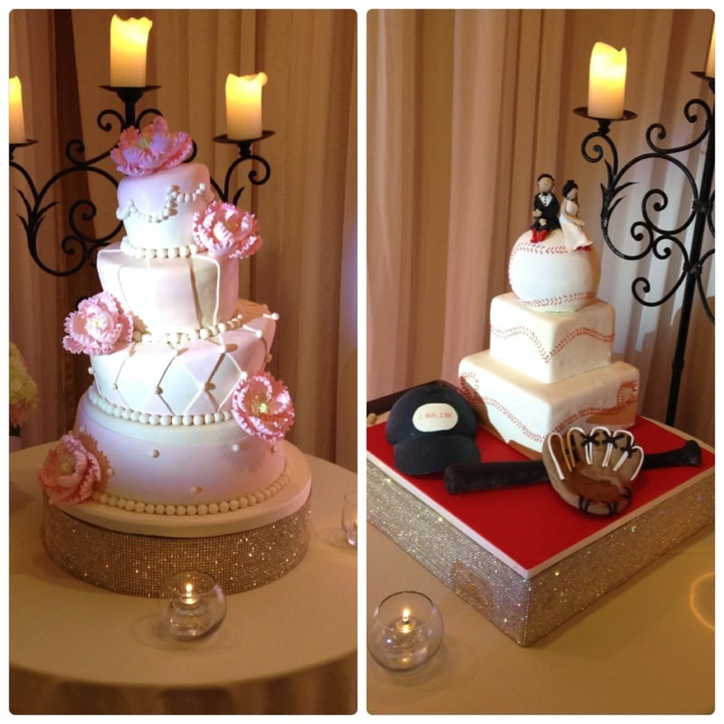 wedding cakes temecula murrieta our topsy turvy and softball cakes for my wedding in 25699