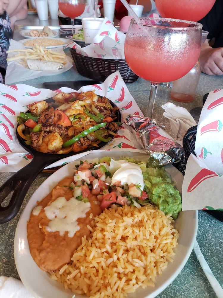 La Barca Mexican Restaurant: 24 S Hwy 71, Arnolds Park, IA