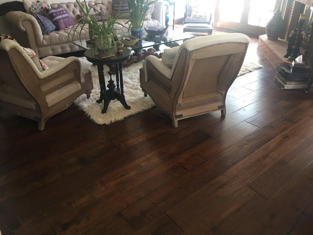 Elbrus Hardwood Flooring Acacia Carnelian Bausen