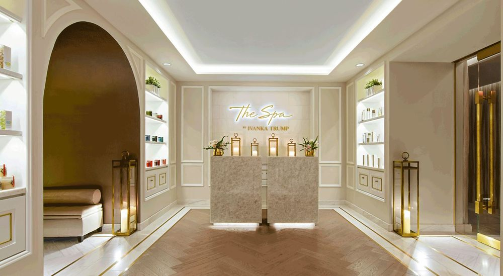 The Spa by Ivanka Trump™