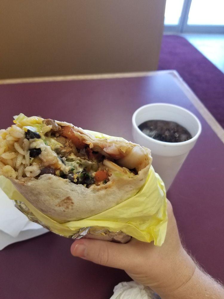 Cali Burrito Lawton: 514 SW 10th St, Lawton, OK