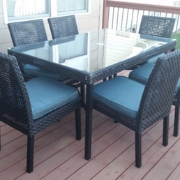 Photo Of Columbia Furniture Assembly   Columbia, MO, United States. Patio  Dining Set