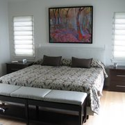 Shutters With Divider Photo Of Home Decor Group