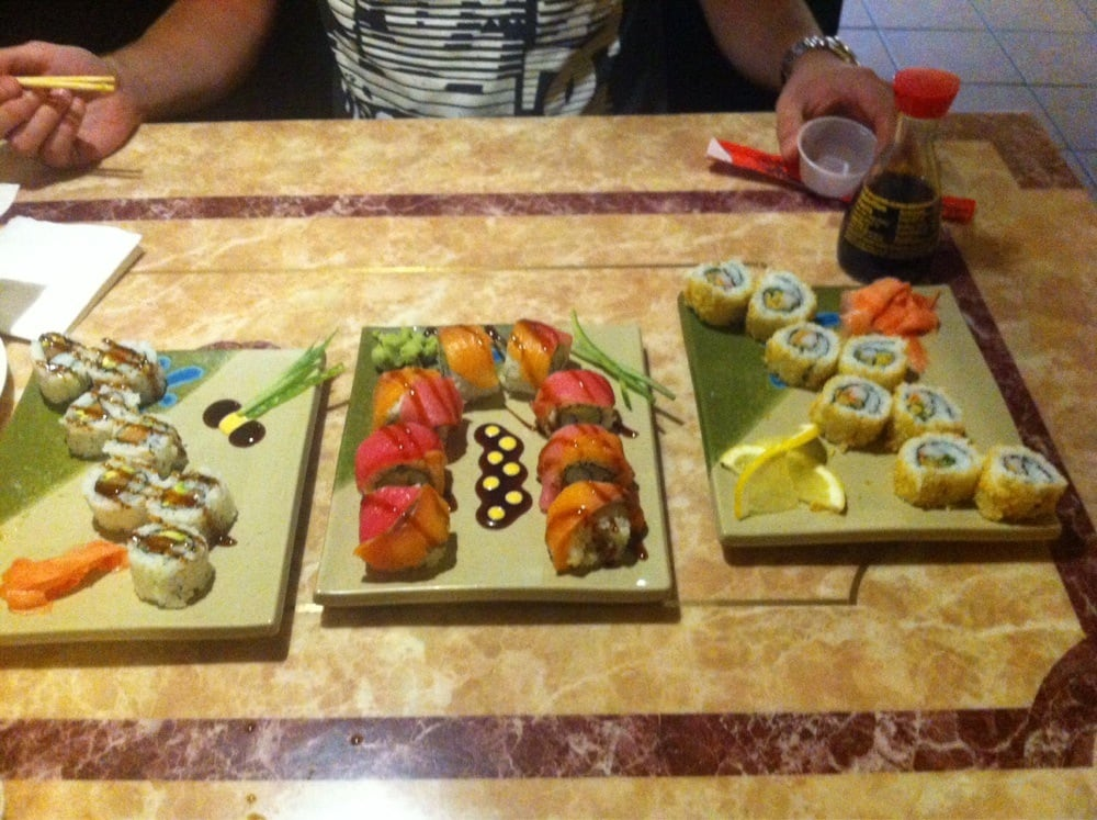 Sanno Express - CLOSED - Japanese - 4958 Centre Pointe Dr, North ...