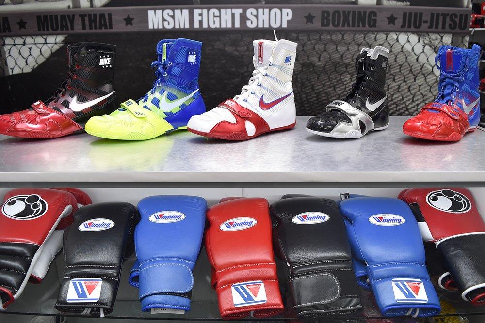 buy online 6d083 12c56 Photo of MSM Fight Shop - Miami - Miami, FL, United States. Nike