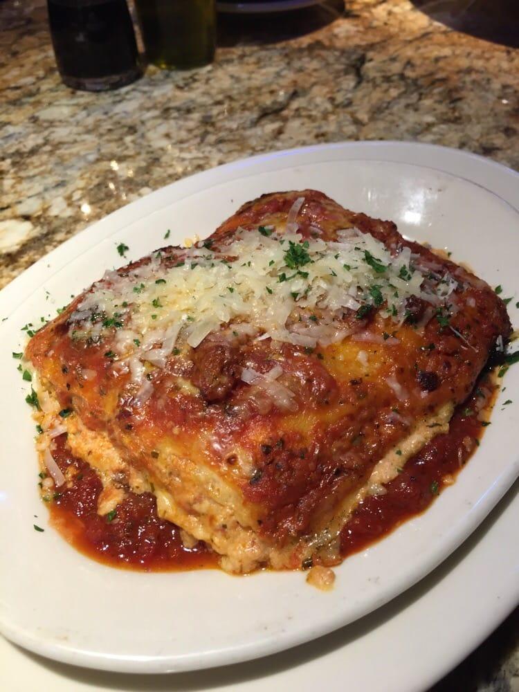 Lasagna yelp for Adriatic cuisine