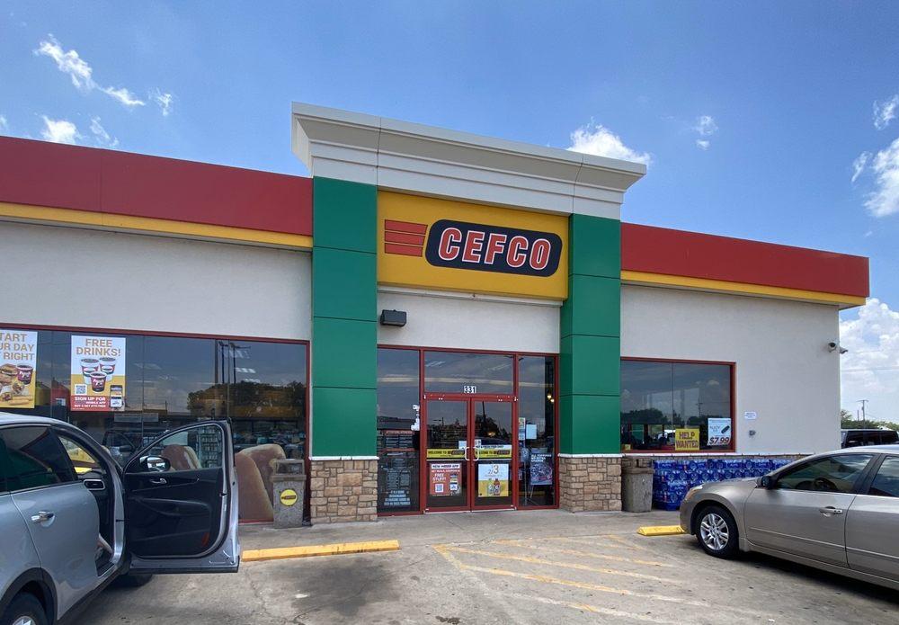 CEFCO Gas Station: 331 W 1st St, Claude, TX