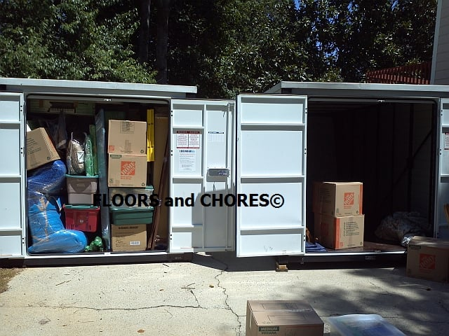 Floors and Chores Moving and Junk Hauling