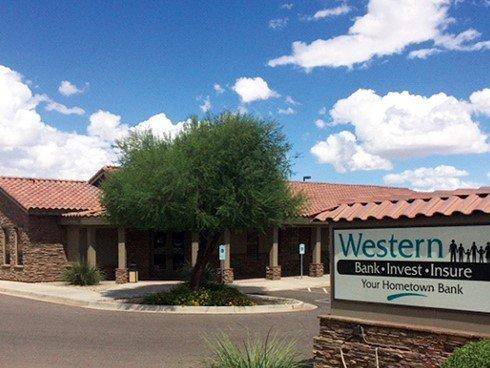 Western State Bank: 1412 E Florence Blvd, Casa Grande, AZ