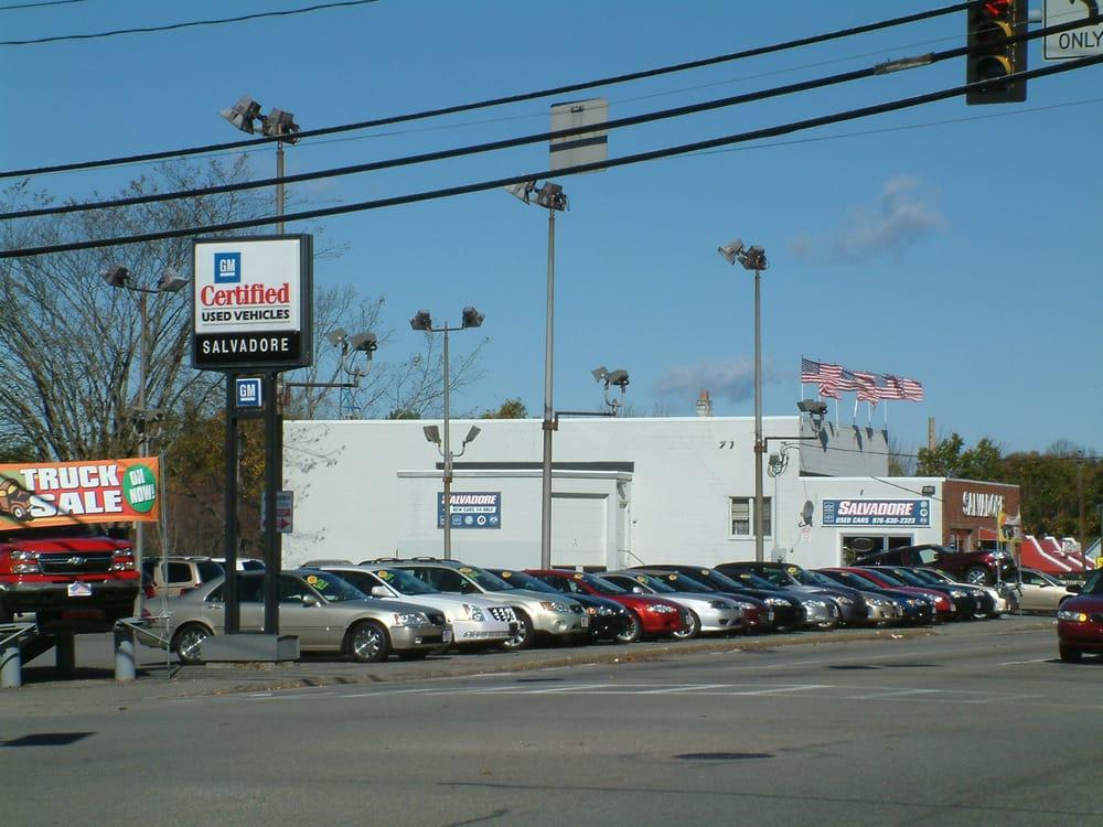 Used Car Dealers Gardner Ma